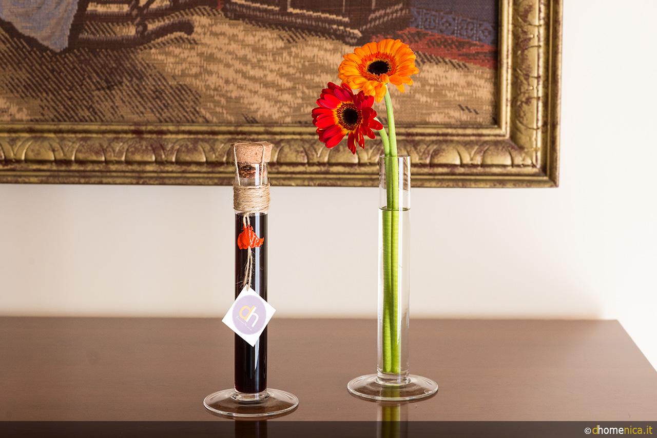 Una bottiglia originale per il nostro mirto il blog di - Bottiglie vetro ikea ...
