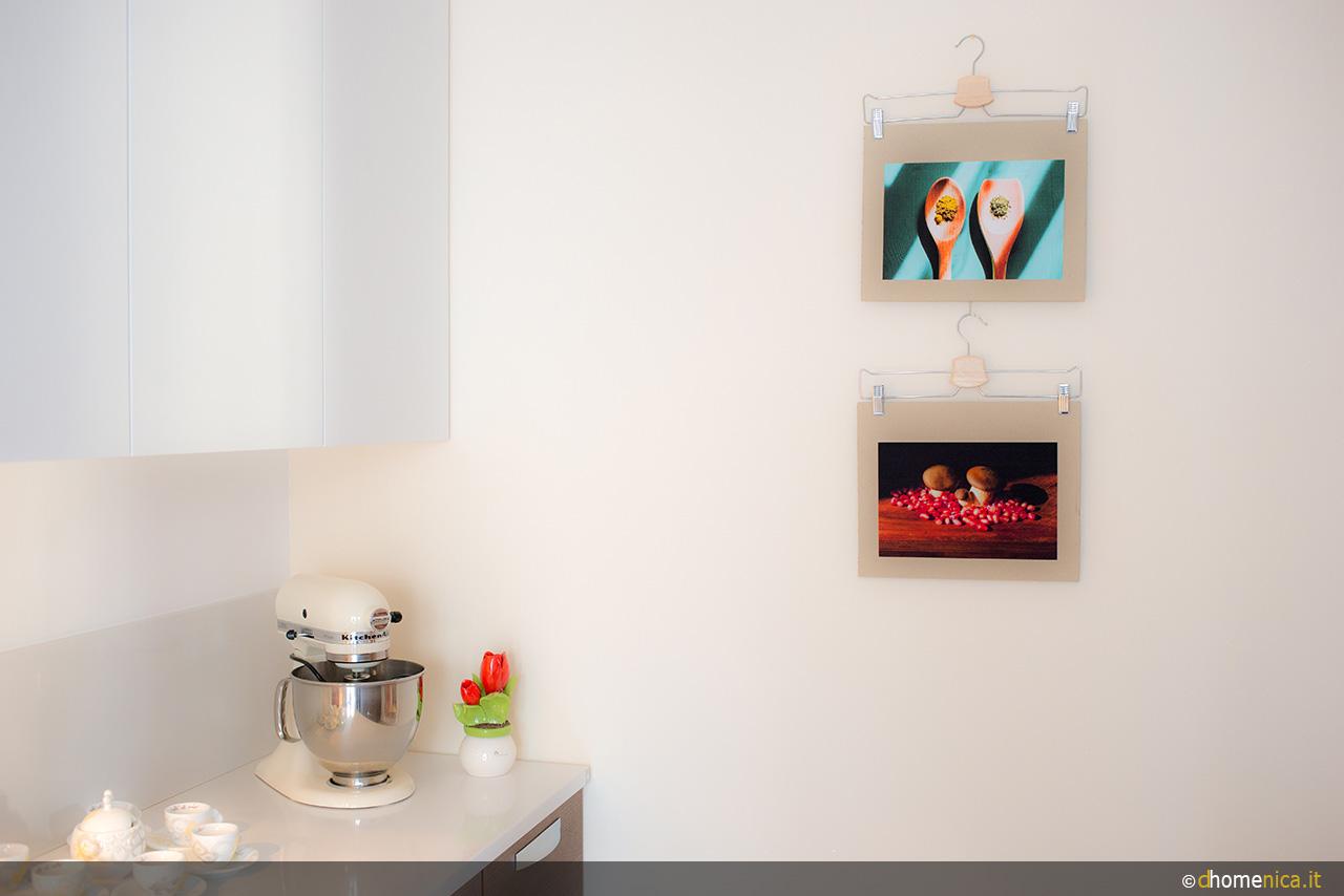 Realizzare un portafoto da parete colore e creativit - Ikea portafoto ...
